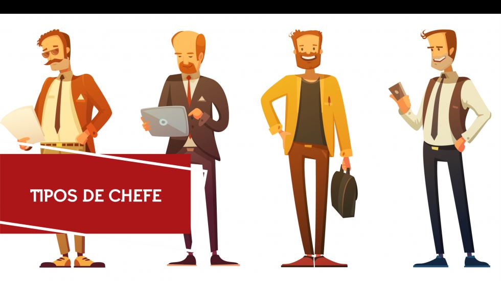 5 tipos de chefe: como a liderança impacta sua empresa?