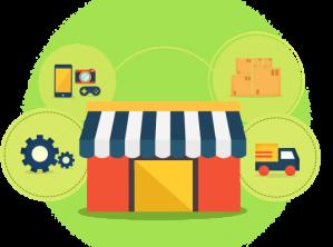 Funções específicas para a sua loja varejista