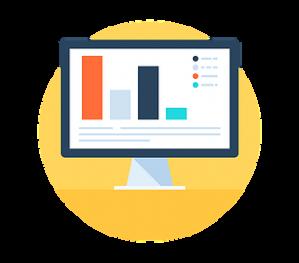 Obtenha relatórios que ajude na tomada de decisões