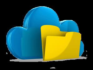 Tenha todos os dados armazenados na nuvem