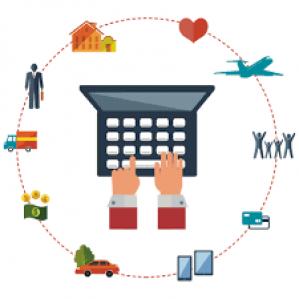 ERP web oferece total controle da sua empresa à distância