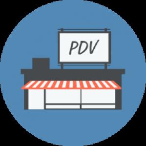 02 maneiras de vender: PDV e Venda detalhada