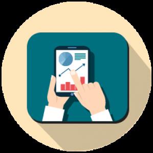 Leve seu aplicativo de controle financeiro para qualquer lugar
