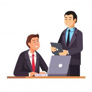Envie por e-mail a NFS-e para os clientes e fornecedores