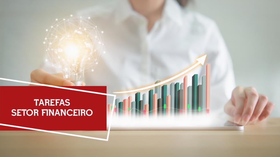 automação de processos financeiros