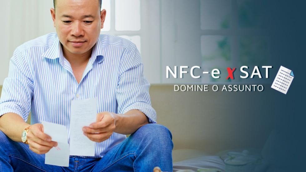 Nfce e Sat; O que é NFC-e/Sat; Nfce X SAT; Consulta Nfce Sat; Diferença Nfce e SAT
