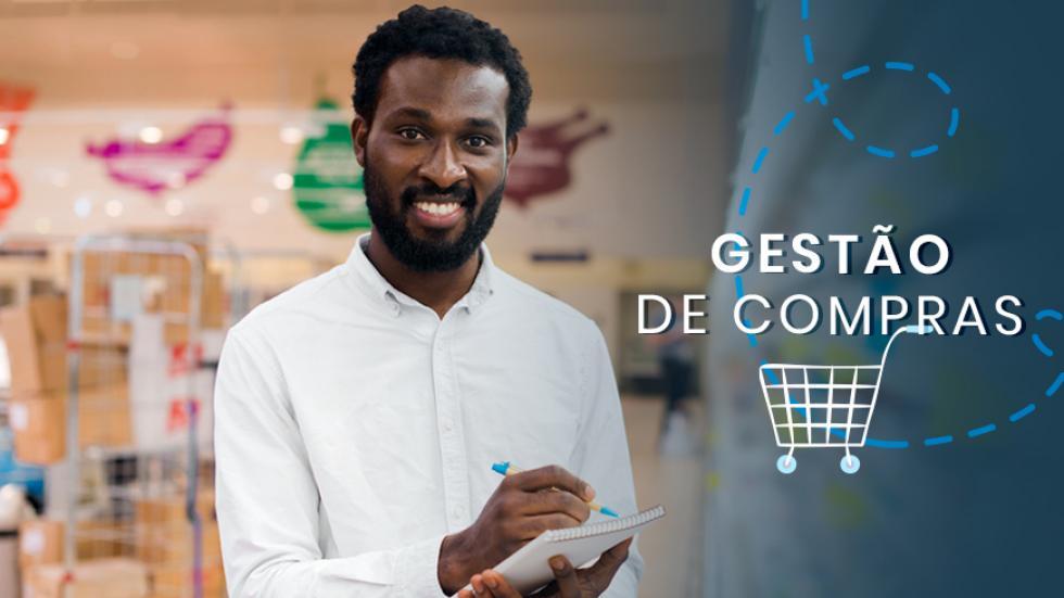 Gestão de Compras; O que é Gestão de Compras; Gestão de compras: conceito; Gestão de Compras e Suprimentos: como fazer; Gestão de Compra e Estoque